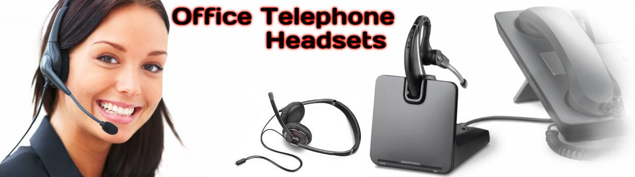Office Telephone Headset Dubai