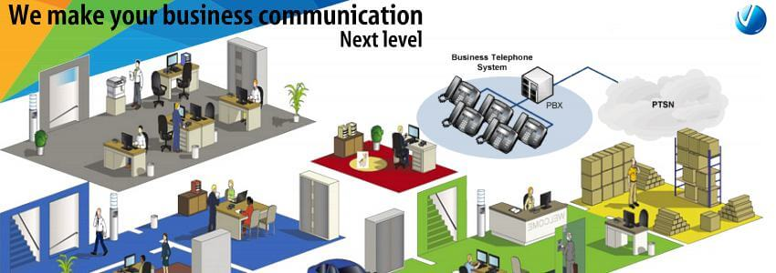 Office Telephone System